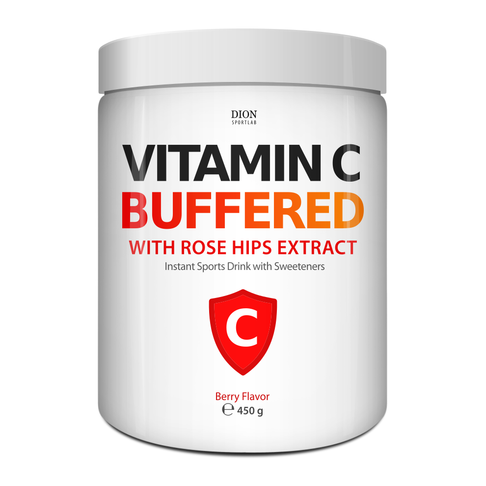 VITAMIN C BUFFERED Vitaminas C