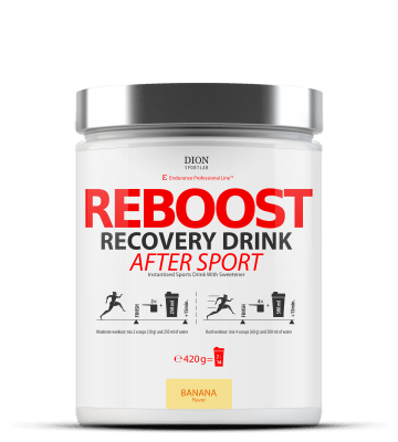 After Sport REBOOST Recovery Drink